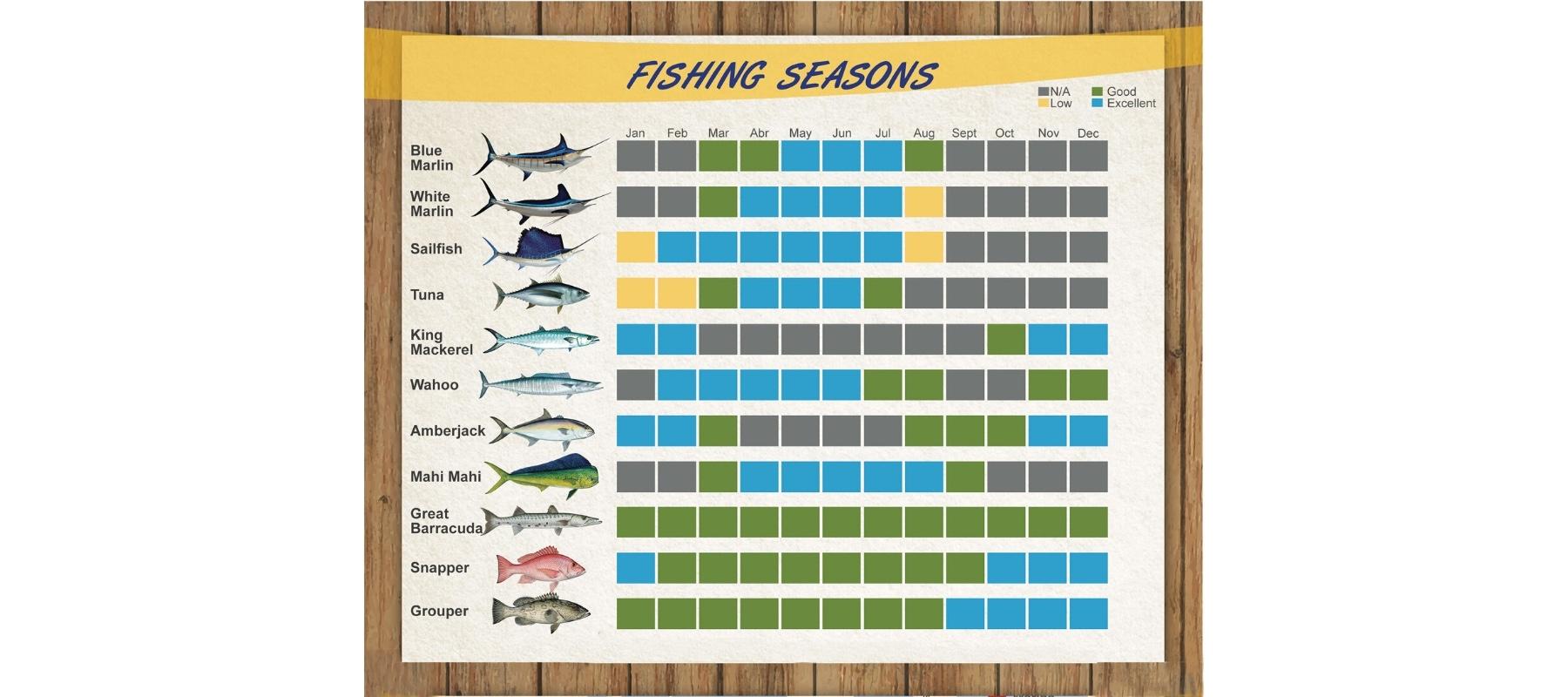 Fishing map 1800x800